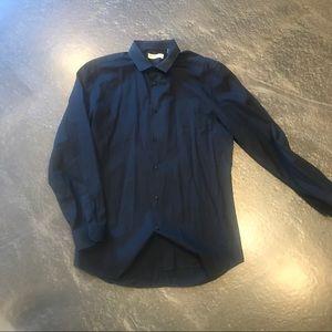 Men's Burberry London shirt casual dress